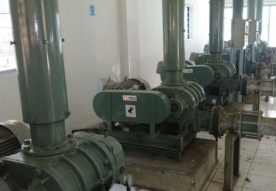 PT Multi Jaya Mesindotama Penjualan Root Blower ANLET KIIC 1